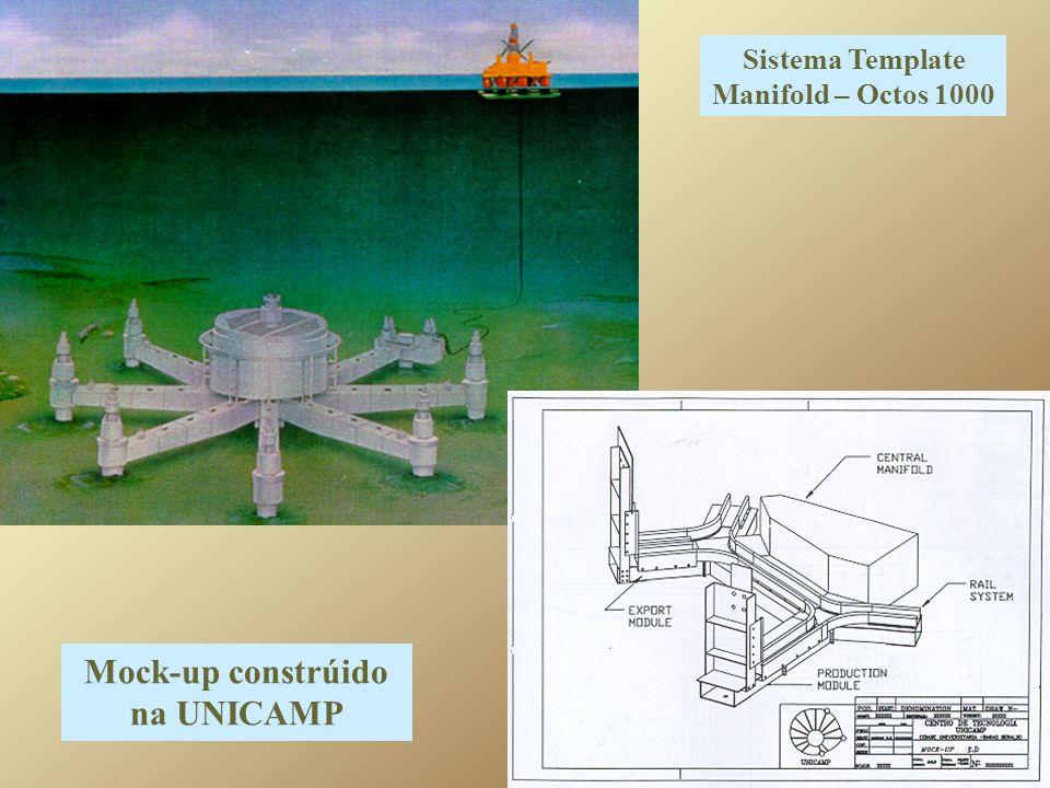 Intervenção Submarina utilizando Robô – ROV ROV DAVID + Manipulador Manutec r3 (9 GL)