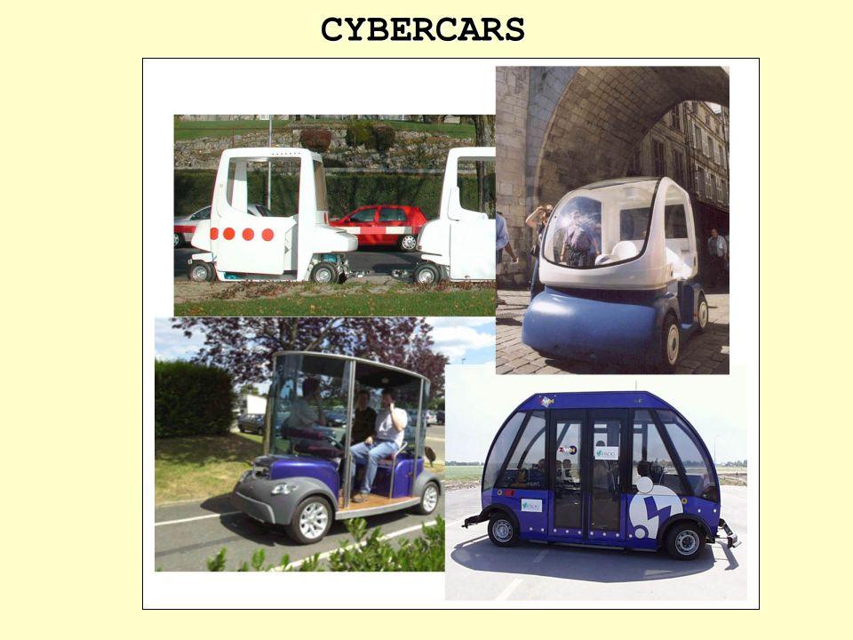 CYBERCARS – CYBERCARS – Tecnologias Cibernéticas para direcionadas aos Transportes Urbanos do Futuro (Veículos sem Condutor)