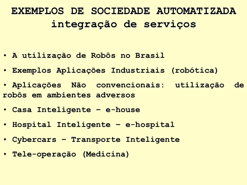 AUTOMAÇÃO E O IMPACTO PARA A SOCIEDADE Ela pode gerar sérios transtornos à sociedade, O processo produtivo elimina a mão-de-obra, diminuindo várias at
