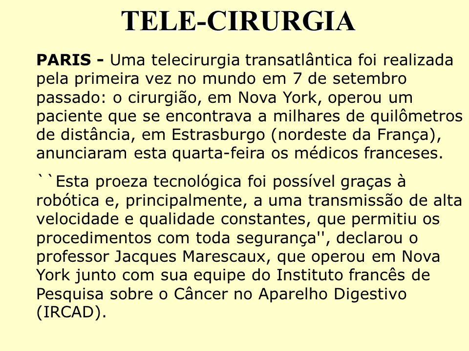 TELE-CIRURGIA