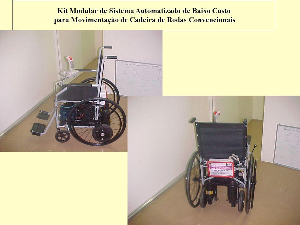 Cadeira de Rodas Automatizada – baixo custo