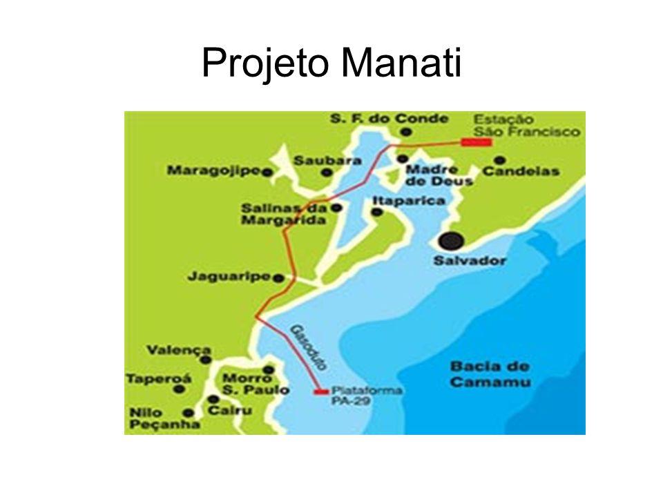 Projeto Manati