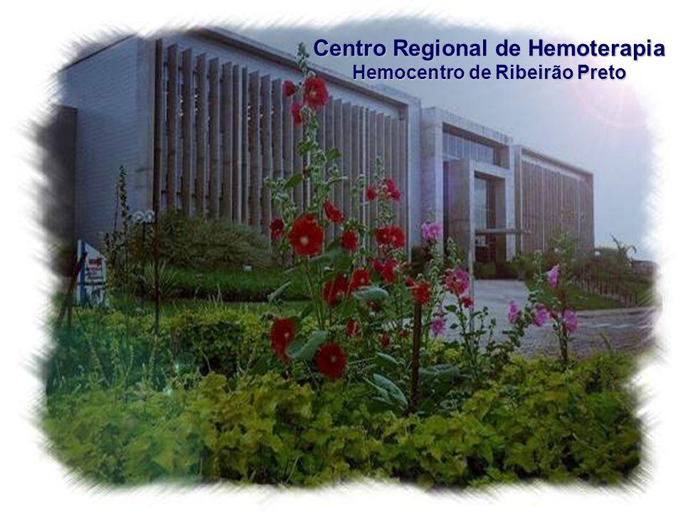Centro Regional de Hemoterapia Hemocentro de Ribeirão Preto