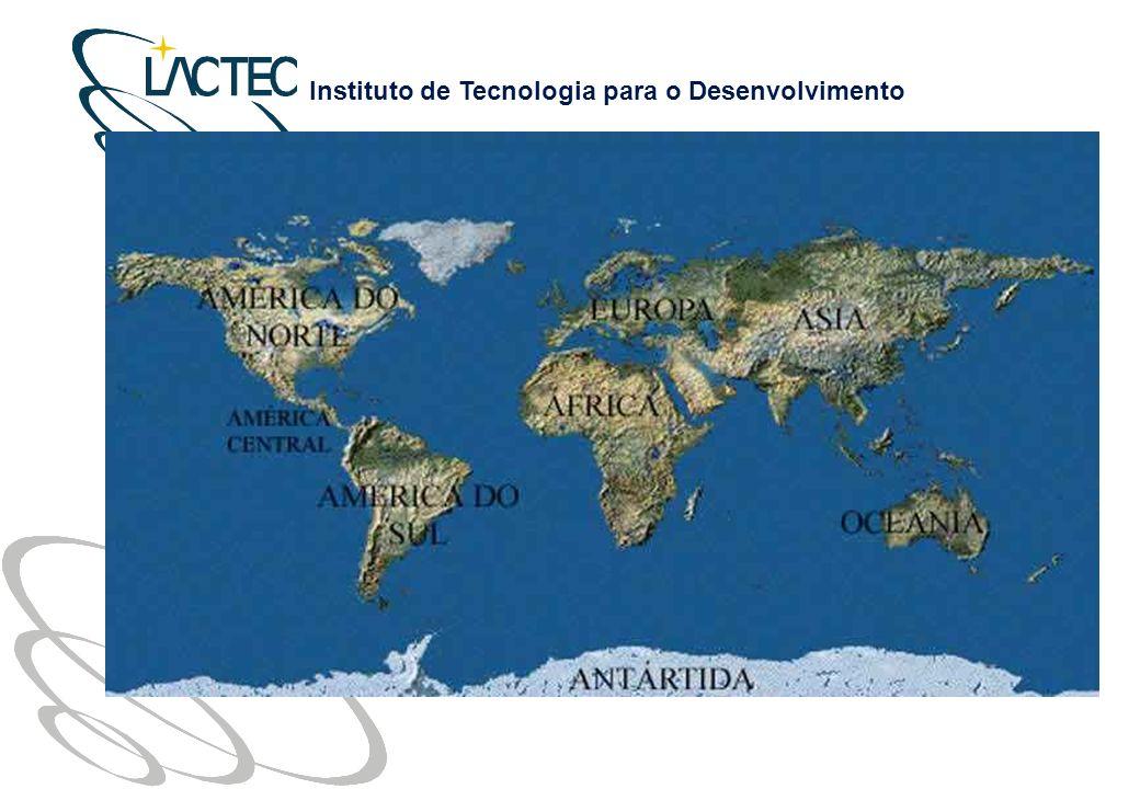 Instituto de Tecnologia para o Desenvolvimento A MELHOR MANEIRA DE SE PREVER O FURURO É INVENTÁ-LO.