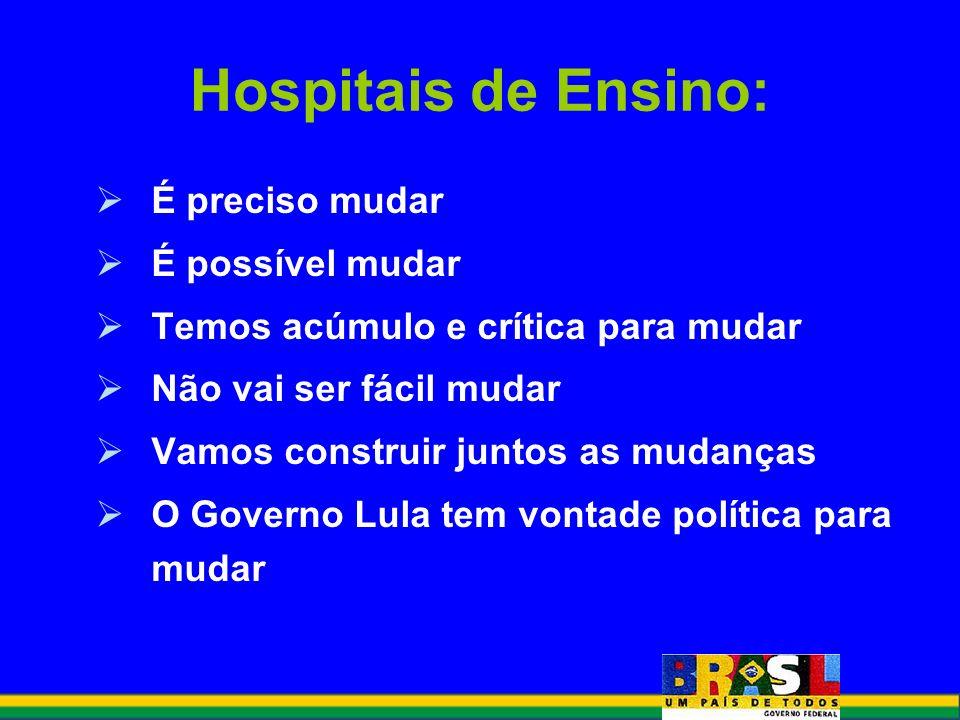 É preciso mudar É possível mudar Temos acúmulo e crítica para mudar Não vai ser fácil mudar Vamos construir juntos as mudanças O Governo Lula tem vont