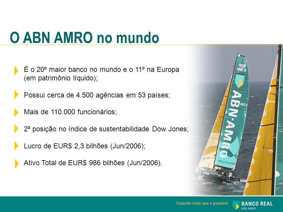 É o 20º maior banco no mundo e o 11º na Europa (em patrimônio líquido); Possui cerca de 4.500 agências em 53 países; Mais de 110.000 funcionários; 2ª
