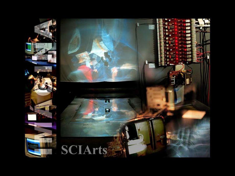 Imágina é uma instalação interativa marcada pela interconexão: uma das características da contemporaneidade.
