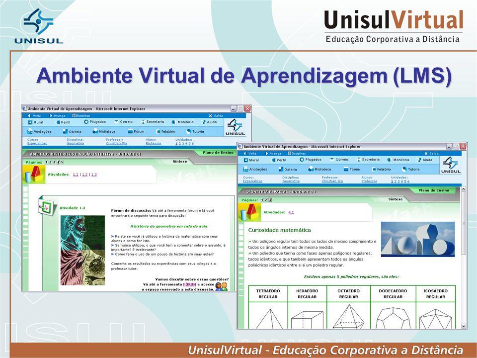 Ambiente Virtual de Aprendizagem (LMS)