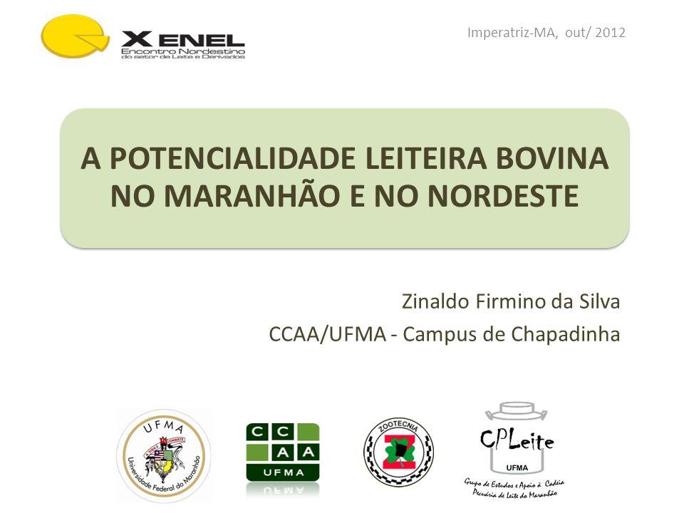 Frequência relativa de consumo de leite no período da seca e de águas em Chapadinha, São Luís e Imperatriz Consumo de leite Cidade Estação do anoNãoSim p-valor Chapadinha Águas62 (15,5%)338 (84,5%) 0,0015* Seca98 (24,5%)302 (75,5%) São Luís Águas43 (11%)357 (89%) 0,4267 Seca49 (13%)341 (87%) Imperatriz Águas68 (39%)105 (61%) 0,6045 Seca138 (37%)235 (63%) (*) Diferença significativa entre cidades pelo Teste X² (P<0,001) 22
