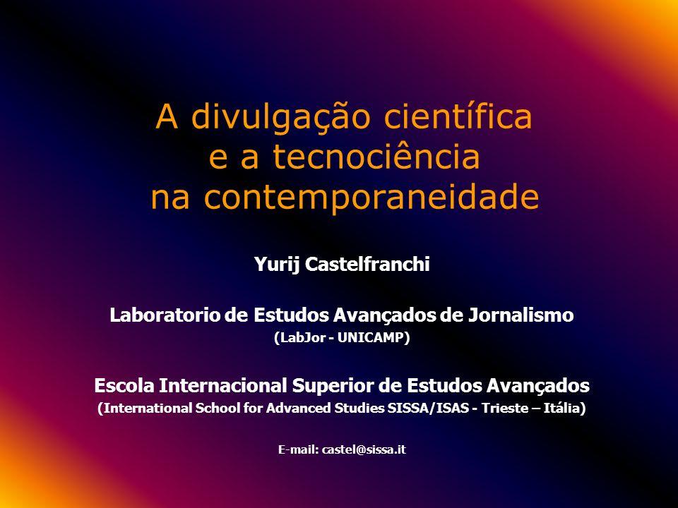 Y.CastelfranchiForum Unicamp Maio 2006 Manhattan Project 20 bilhões de dólares 300.000 pessoas.