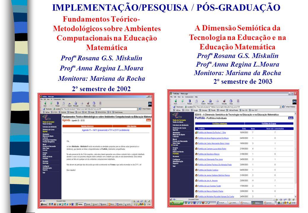 Uso de Jogos Computacionais Educativos Via Internet na Educação Matemática – Jean Piton – Projeto Formel Profa. Dra. Maria Angela Miorim, P XVII Prêmi