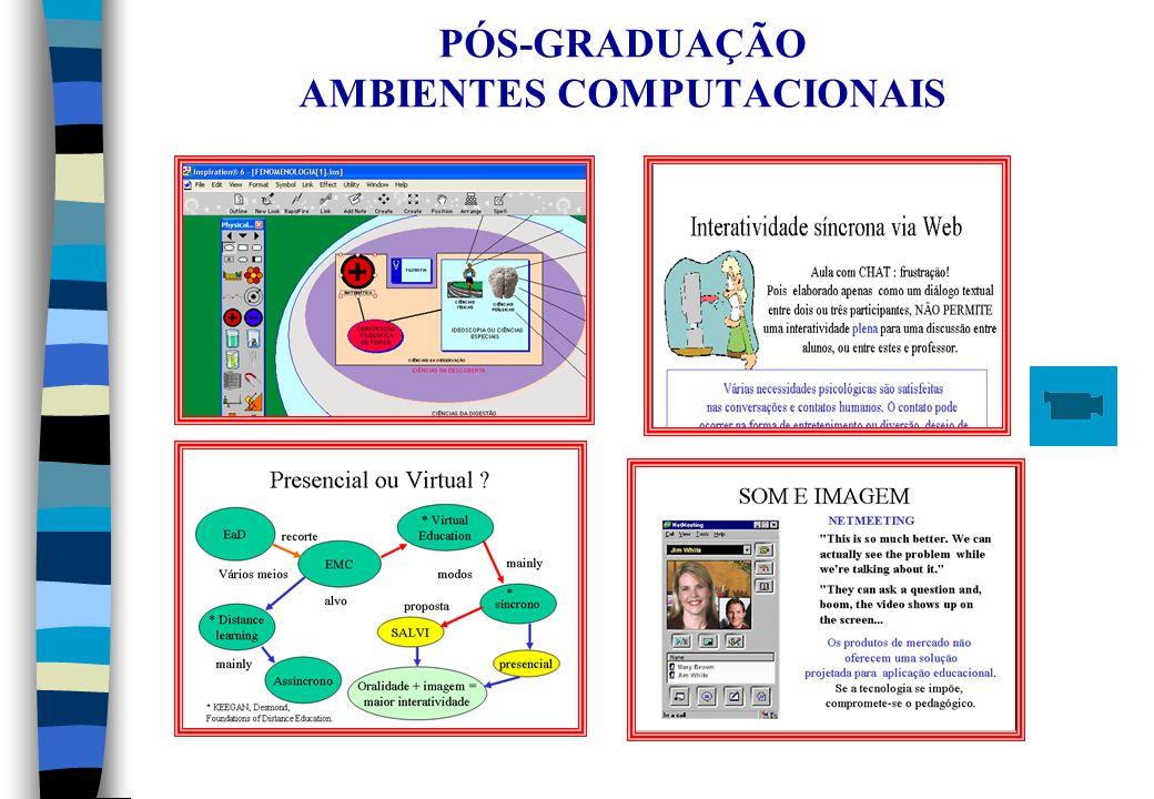 Fundamentos Teórico- Metodológicos sobre Ambientes Computacionais na Educação Matemática Profª Rosana G.S. Miskulin Profª Anna Regina L.Moura Monitora