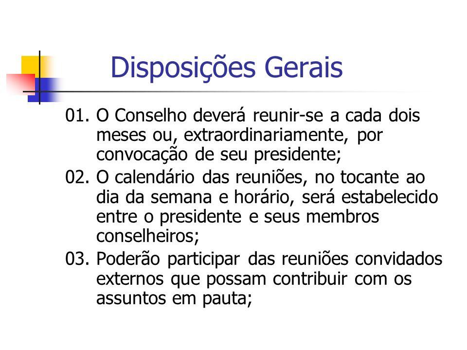 Disposições Gerais 04.