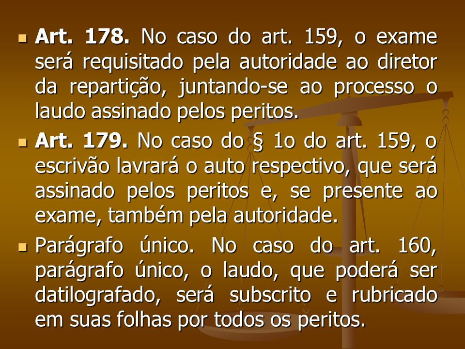 Art. 178. No caso do art.