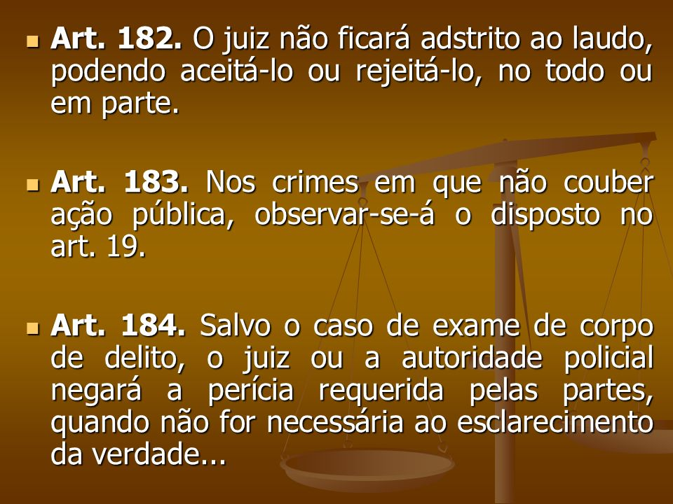 Art. 182.