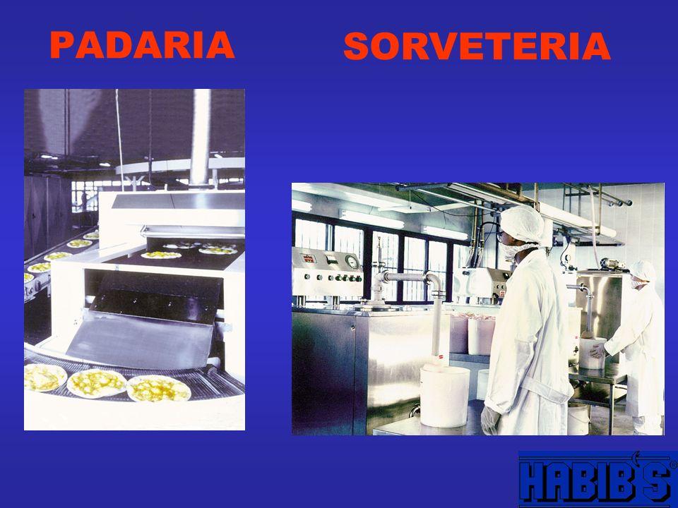PADARIA SORVETERIA