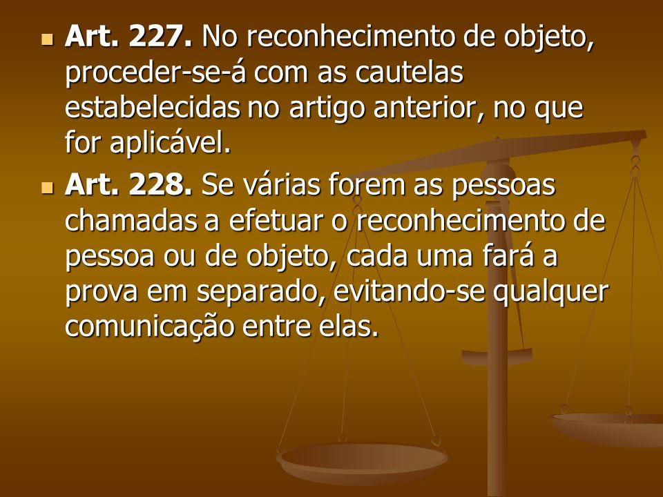 CAPÍTULO VIII CAPÍTULO VIII DA ACAREAÇÃO DA ACAREAÇÃO Art.