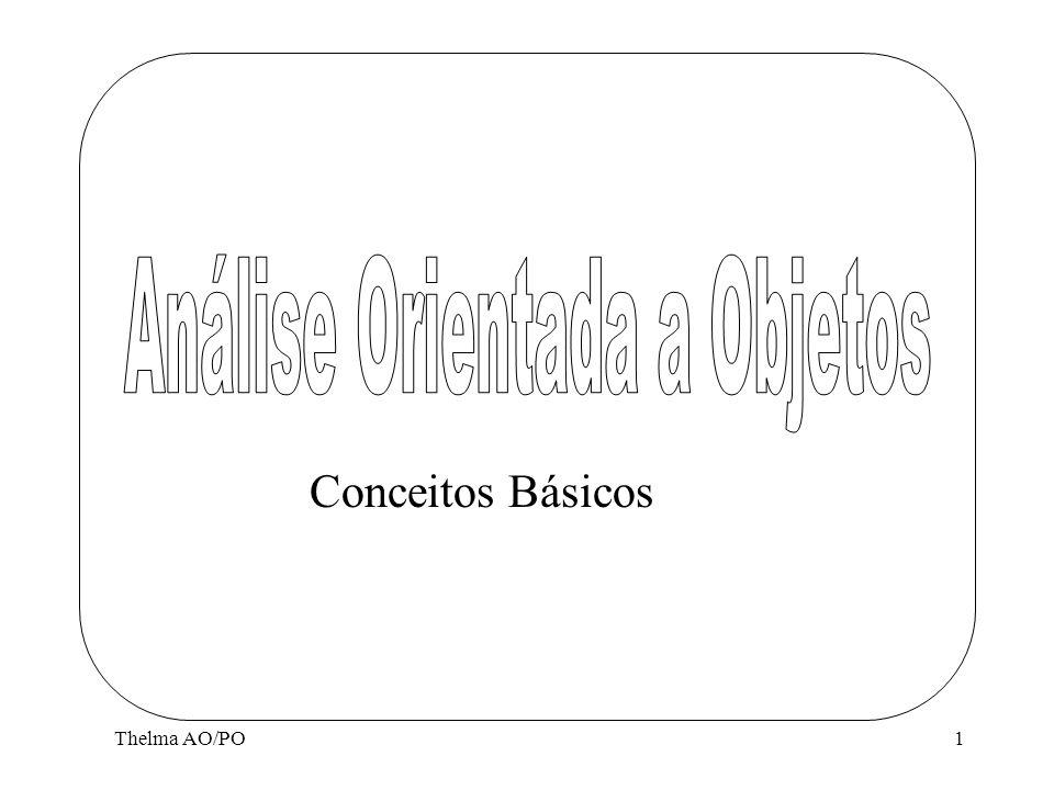 Thelma AO/PO1 Conceitos Básicos