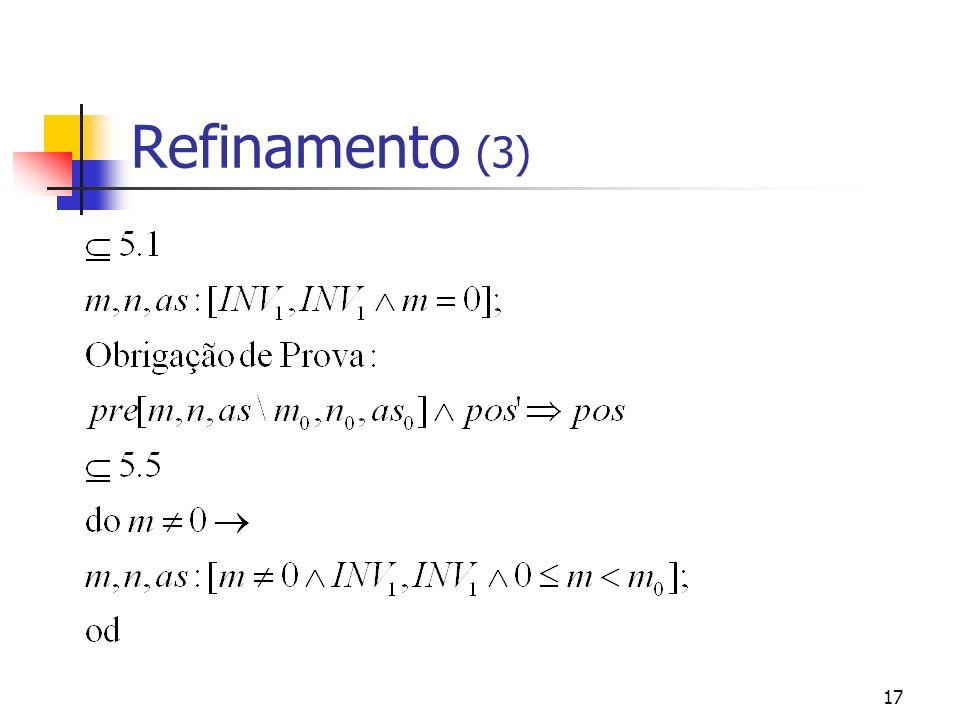 17 Refinamento (3)
