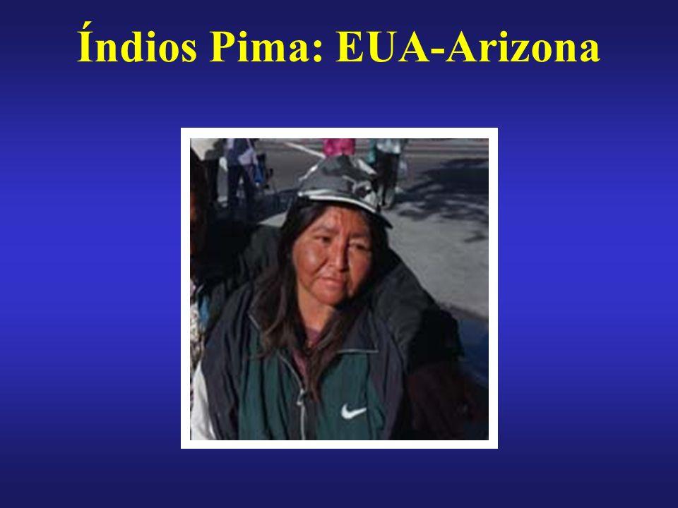 Índios Pima: EUA-Arizona