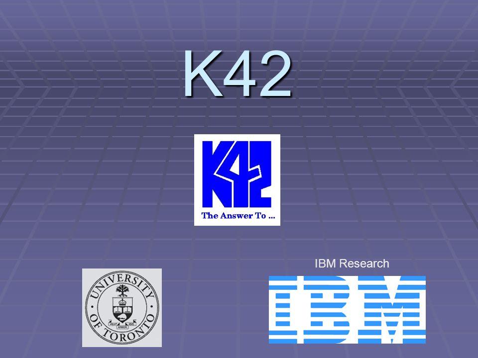 K42 IBM Research