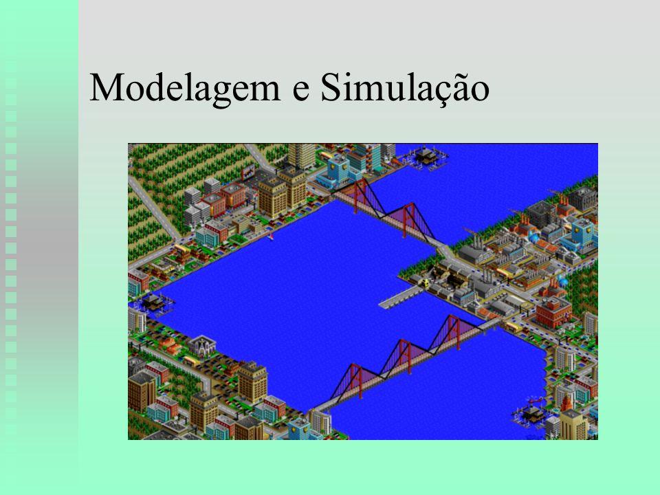 Modelagem e Simulação