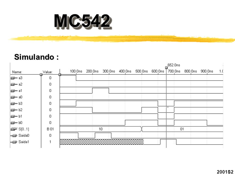 MC542MC542 2001S2 Simulando :