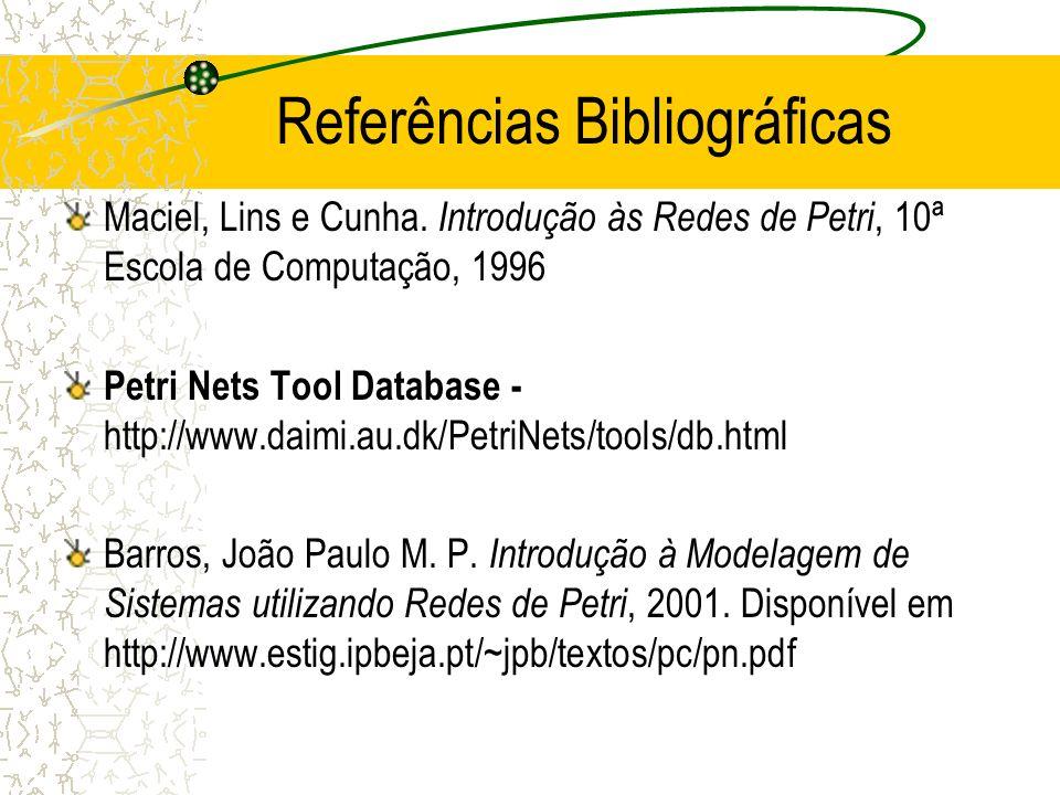 Referências Bibliográficas Maciel, Lins e Cunha.