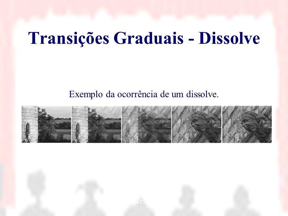 Nielsen Cassiano Simões10 Transições Graduais - Dissolve Exemplo da ocorrência de um dissolve.