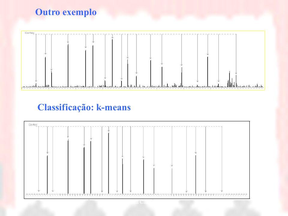 Nielsen Cassiano Simões26 Outro exemplo Classificação: k-means