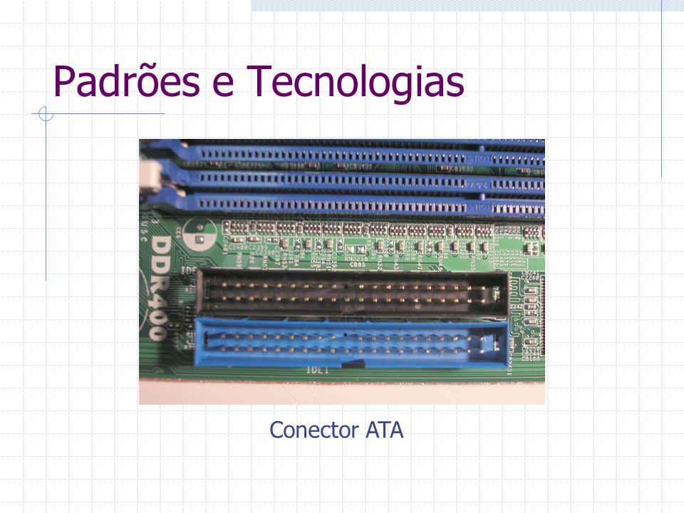 Padrões e Tecnologias Cabo para conexão ATA