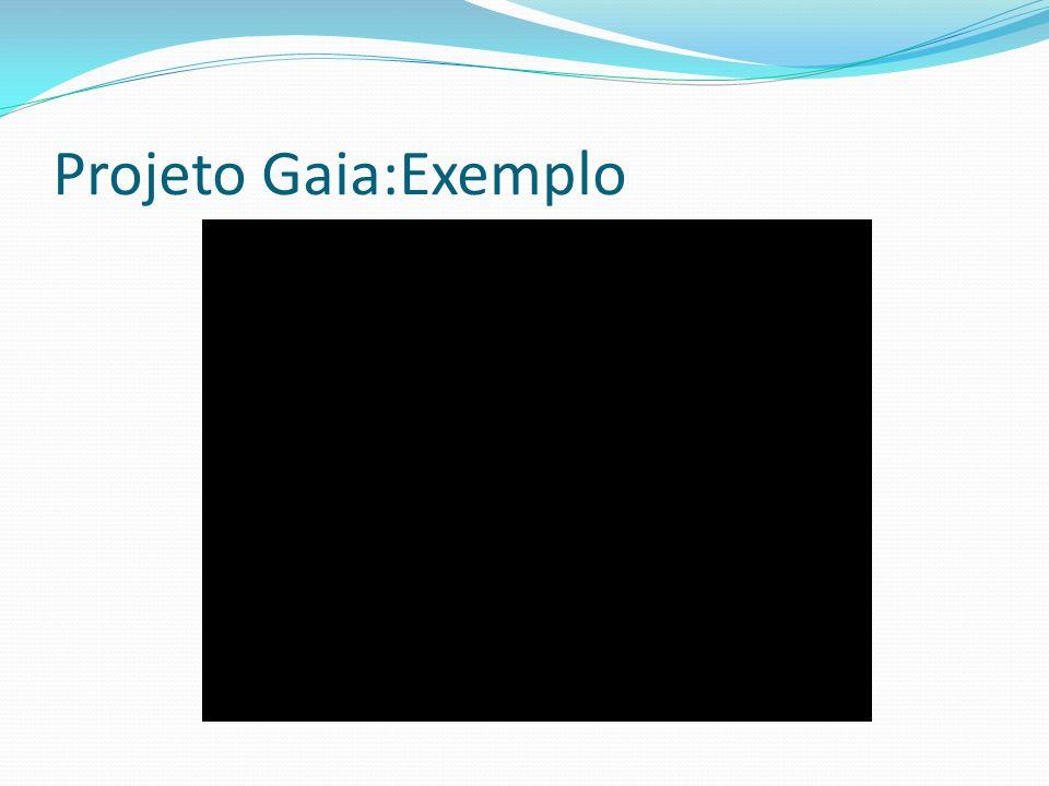 Projeto Gaia:Exemplo