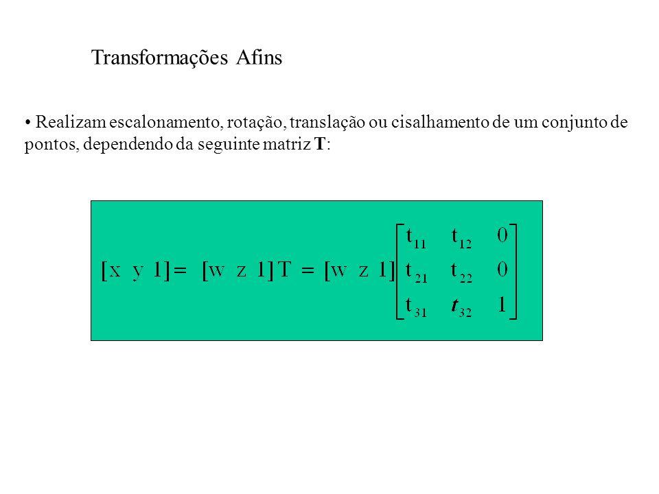 Exemplo 1: Transformação identidade