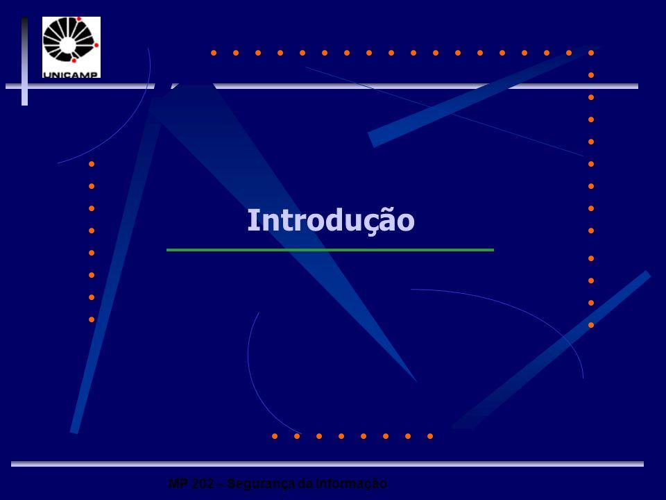 MP 202 – Segurança da Informação divergem na forma de distribuição das chaves públicas.