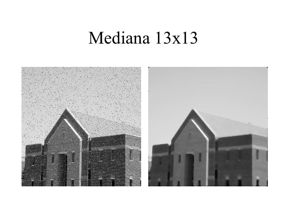 Mediana 13x13
