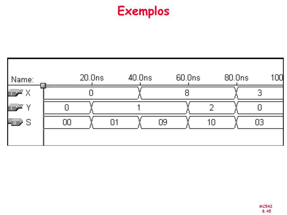 MC542 8.45 Exemplos