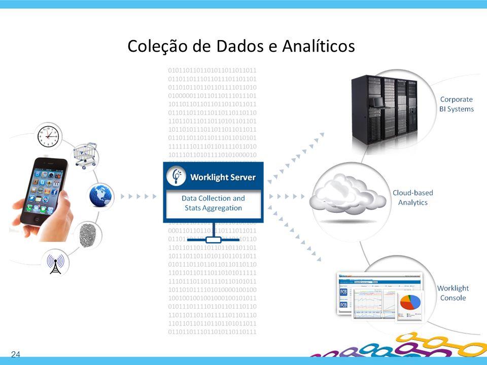 Coleção de Dados e Analíticos 24