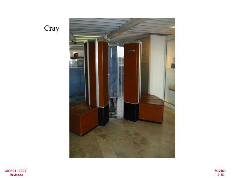 MO401 3.51 MO401-2007 Revisado Cray