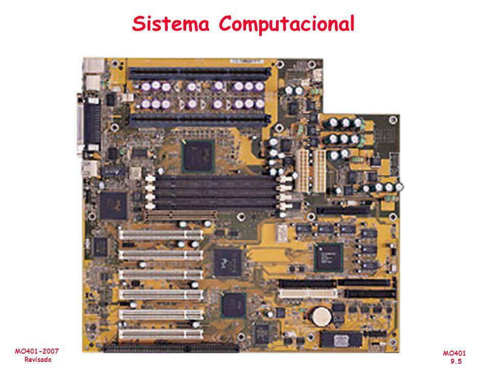 MO401 9.5 MO401-2007 Revisado Sistema Computacional