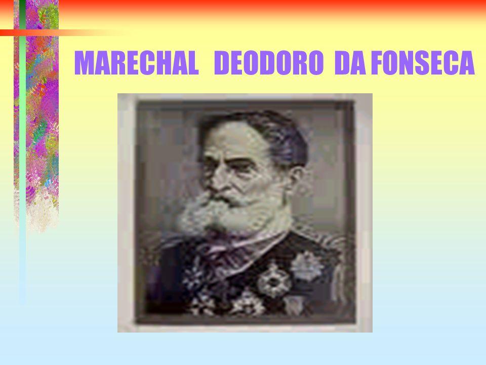 MARECHAL DEODORO DA FONSECA