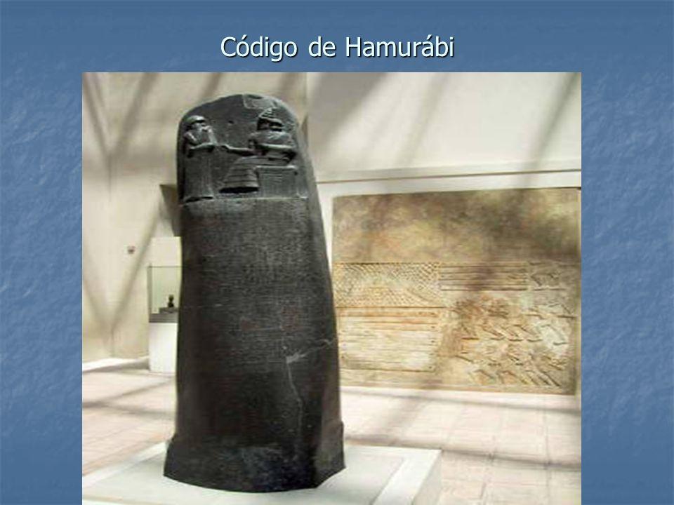 Código de Hamurábi