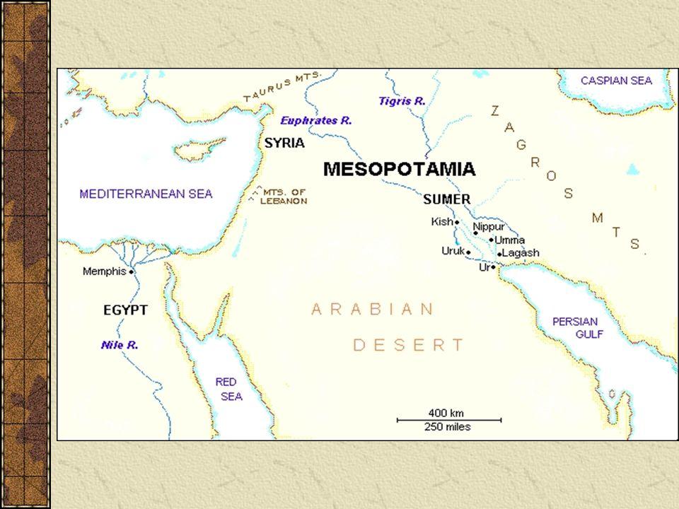Povos: Sumérios, Acádios, Assírios e Babilônicos.