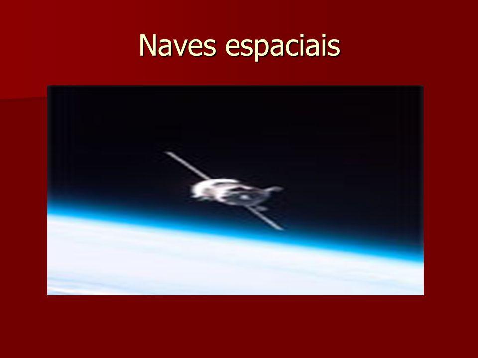 Naves espaciais