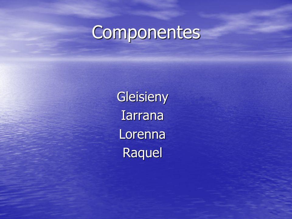 Componentes GleisienyIarranaLorennaRaquel