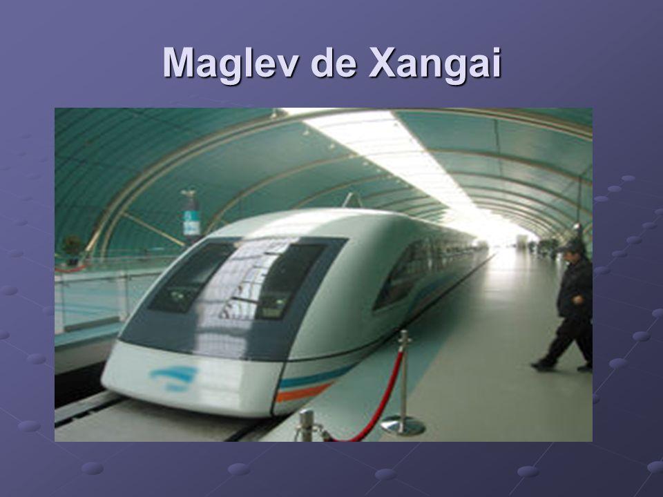 Maglev de Xangai