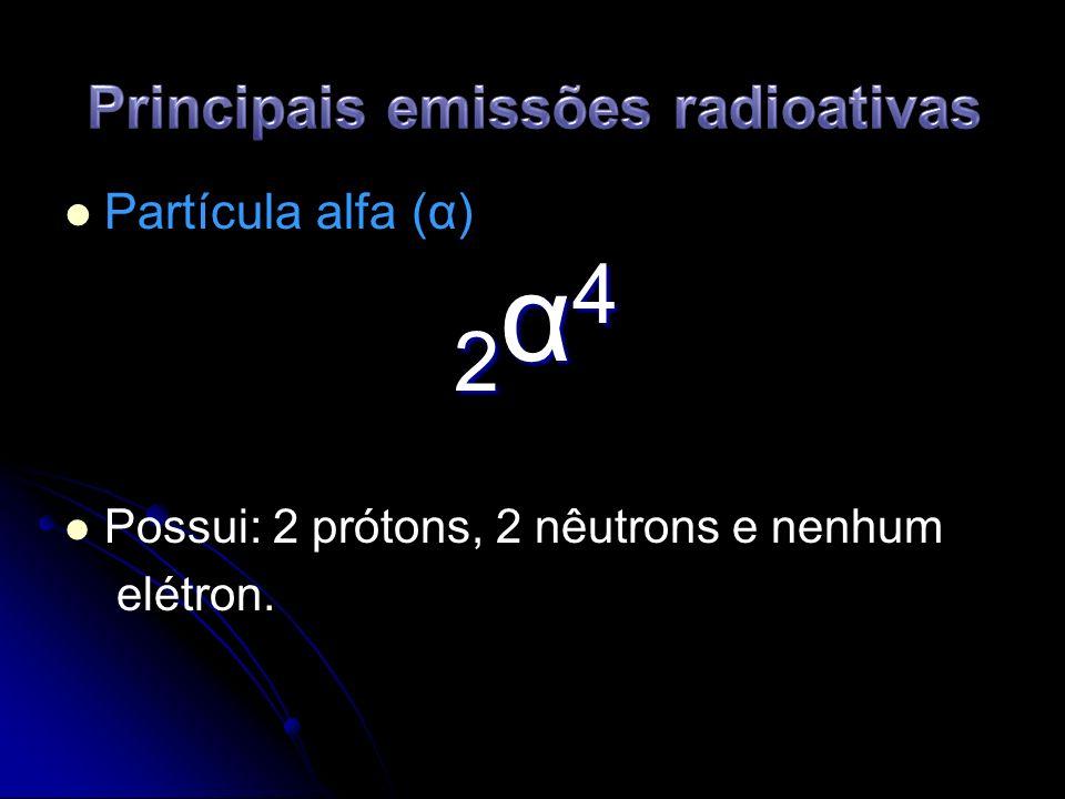 Aplicações da Radioatividade Datação Radioativa Meia vida (P ou t1/2) - É o tempo necessário para que uma massa radioativa se reduza à metade.