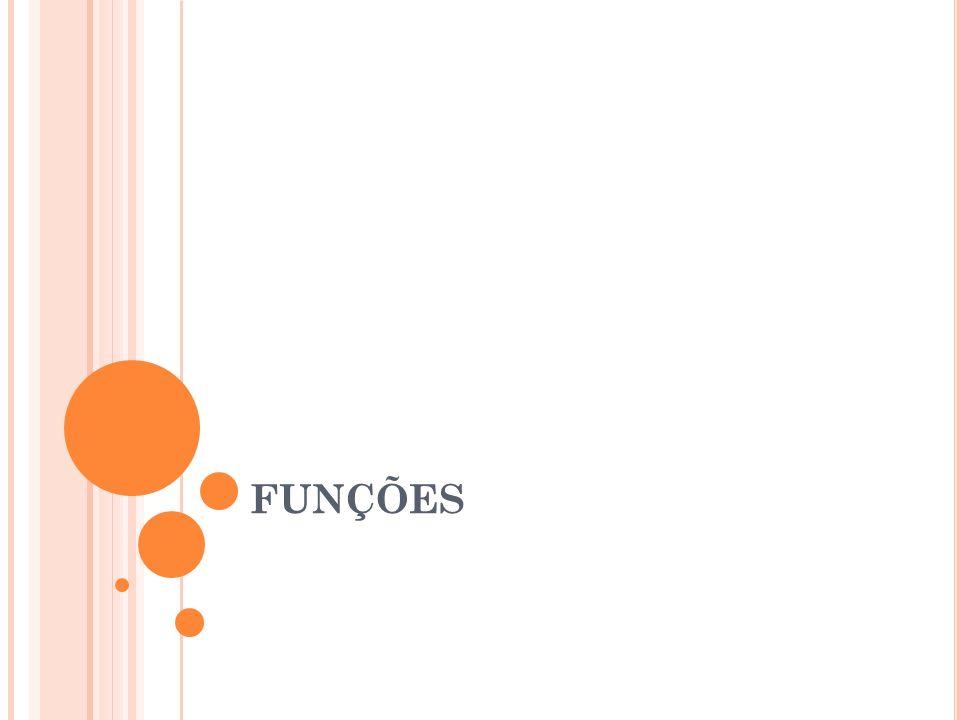 Elementos da função Casos especiais Classificação Paridade de função Gráficos Função inversa