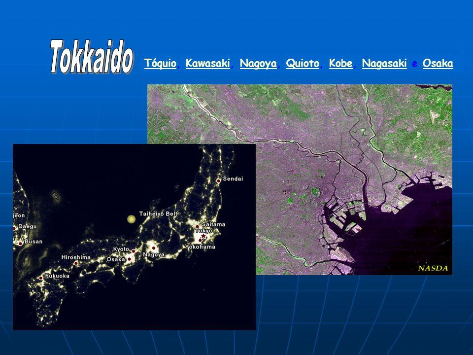 TóquioTóquio, Kawasaki, Nagoya, Quioto, Kobe, Nagasaki e OsakaKawasakiNagoyaQuiotoKobeNagasakiOsaka