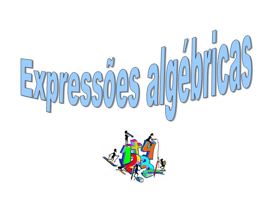 As letras, na matemática, são usadas para representar números desconhecidos ou para generalizar propriedades e fórmulas da Geometria.