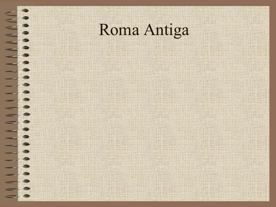 Maquetes de Roma